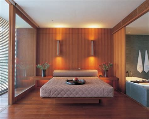 modern  futuristic japanese bedroom design gallery
