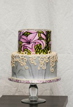 images  tifany cakes  pinterest stained