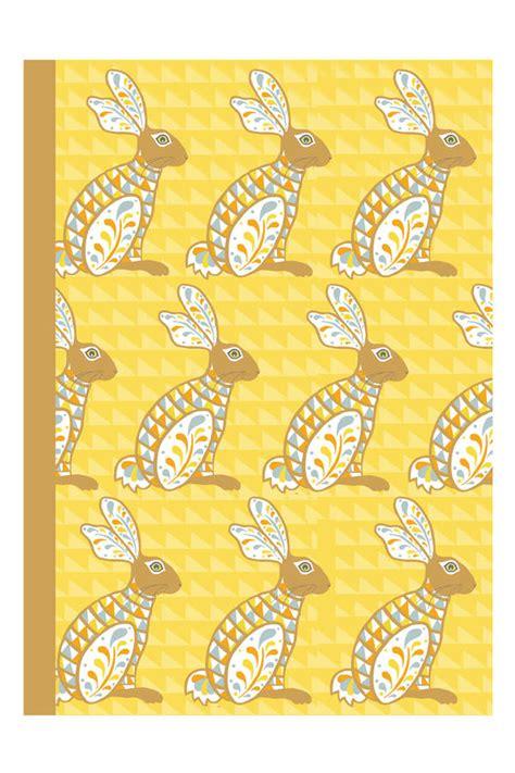 decorative notebooks decorative hare notebook by helen gordon