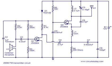 Transmitter All About Circuits