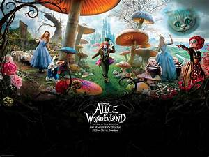 Alice In Wonderland Wallpapers  Wallpaper Cave