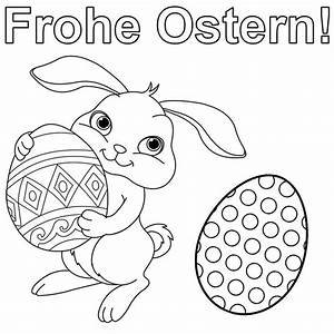 Ausmalbilder Ostern Hase 161 Malvorlage Ostern