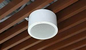 Soundproofing Ceiling Speakers  In