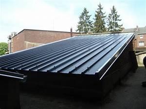 Tole Bac Acier Isolante : tole bac acier toiture ~ Melissatoandfro.com Idées de Décoration