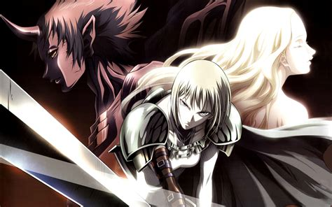 Claymore Anime Wallpaper - claymore hd wallpaper background image 2560x1600 id