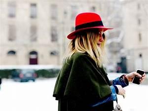 Orange Etre Rappelé : street style comment tre chic sous la neige chapeau orange street style comment tre ~ Gottalentnigeria.com Avis de Voitures
