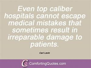 7 Sayings By Carl Levin | ComfortingQuotes.com