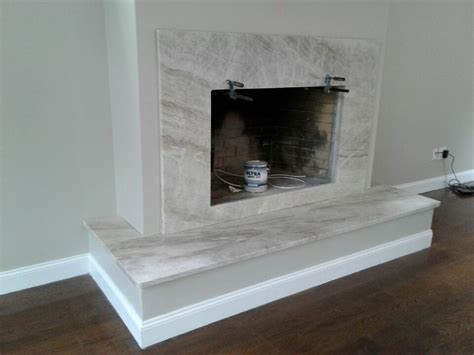 Taj Mahal Fireplace   Granite & Kitchen Studio