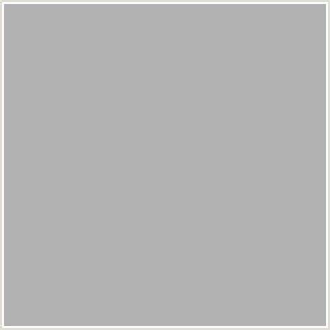 silver hex color b1b1b1 hex color rgb 177 177 177 gray grey