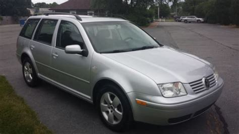Find Used 2003 Vw Jetta Tdi Wagon 5 Speed Manual Excellent