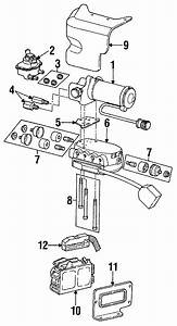 Ford Taurus Shield  Electrical  Components  Brake  Abs