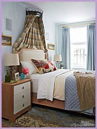 how to decorate a small bedroom Decorating ideas for small bedroom - 1HomeDesigns.Com