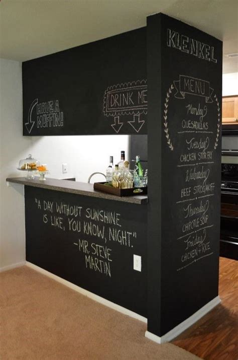 creative basement bar ideas hative
