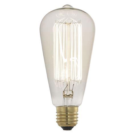 Ampoule Filament Incandescente 60w E27 2700k Eglo Leroy