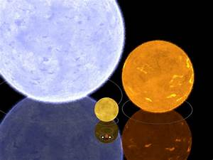 Star Sizes Compared to the Sun (page 3) - Pics about space