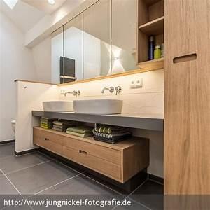 Waschbecken Auf Holzplatte : die 25 besten ideen zu badezimmer unterschrank auf pinterest ~ Sanjose-hotels-ca.com Haus und Dekorationen