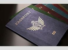 What Your Passport Color Means Travel + Leisure