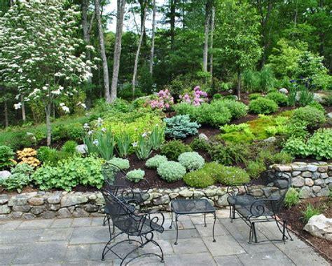 landscape a slope hillside landscaping fayetteville nc health board pinterest landscaping gardens and backyard