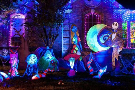 nightmare before yard decorations l ink magazine