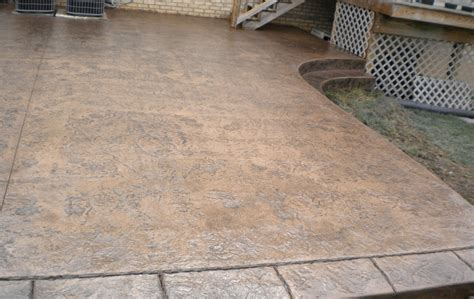 stamped concrete gallery design concrete builders