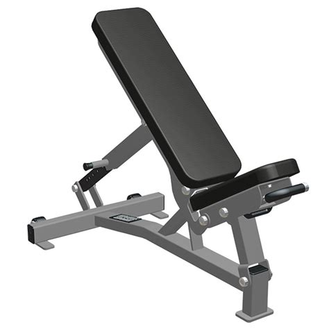 Bench Adjustable by Hammer Strength Multi Adjustable Bench Used