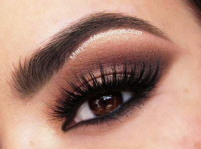 soft brown smokey eyeshadow amazingmakeupscom