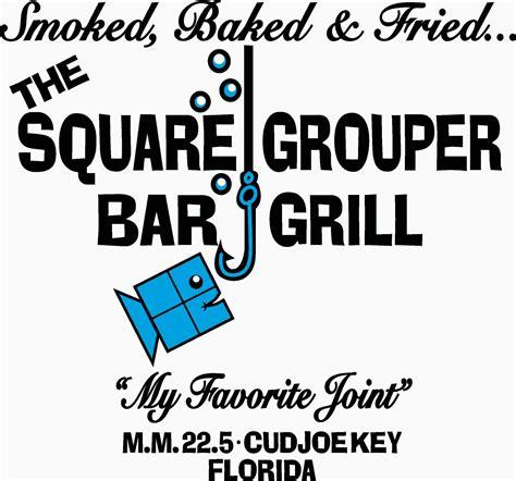 grouper square bar grill