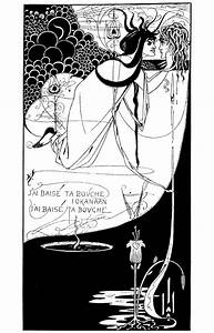 Post 7 (Odin): Aubrey Beardsley, 1890's Graphic Artist ...