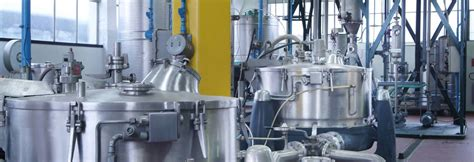 chemicals food  biomass processing elomatic
