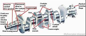 Engine Crank Diagram
