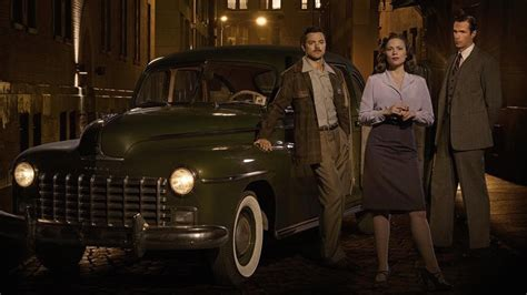 agent carter finale synopsis  actor teases key scene