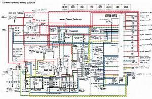 Yamaha Fuel Injector Wiring Diagram