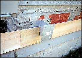 attaching ledger board to hardiplank siding doityourself