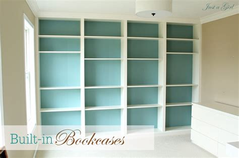 bookcases that look built in build a built in bookcase plans woodworktips