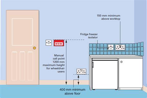 Kitchen Regulations by Electrical Kitchen Sockets Regulations 2018 Kitchen Island
