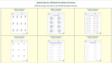 math aid worksheets addition addition worksheets