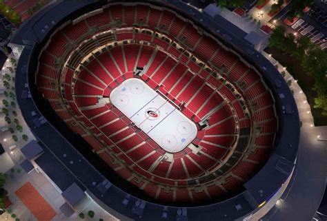 Carolina Hurricanes Virtual Venue™ by IOMEDIA