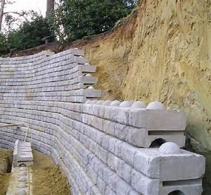 Mur De Soutenement En Gabion : best 25 mur en gabion ideas on pinterest mur de ~ Melissatoandfro.com Idées de Décoration