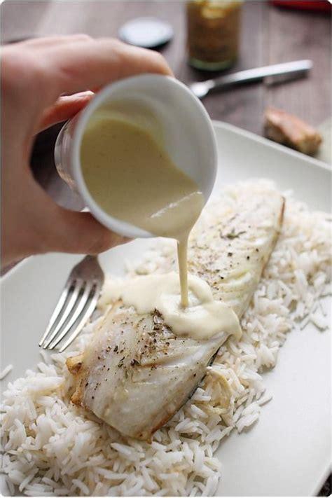 cuisine maquereau filet de maquereau au four sauce moutarde et estragon