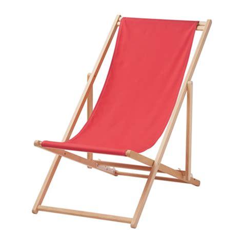 mysingsö chaise de plage pliant ikea