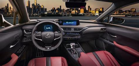 2019 Lexus Ux Interior Forcegtcom