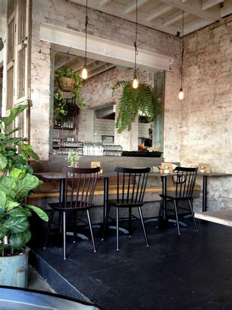 get an industrial style home by exposed brick walls