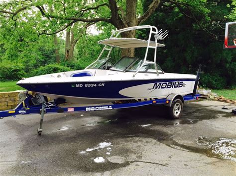 Moomba Mobius 2000 for sale for $15,000 - Boats-from-USA.com