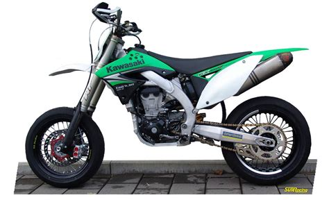 Kawasaki Motard by Kawasaki Kx450f Supermoto 2017 Ototrends Net