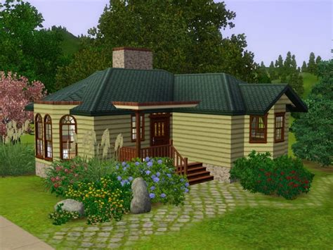stunning images sims houses mod the sims cobter cottage