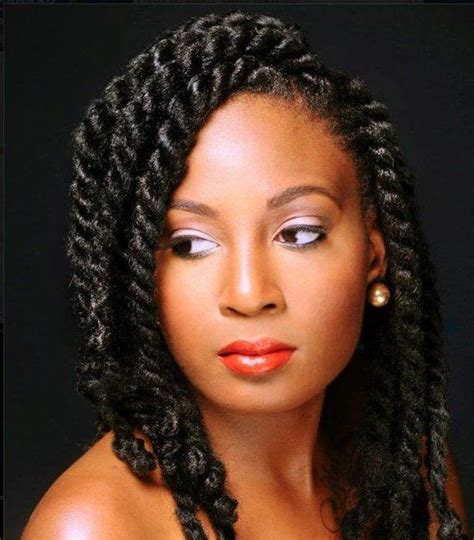 Hairstyles With Marley Twists by 17 Best Ideas About Marley Twists On