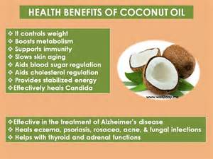 The Benefits Of Coconut Oil Images