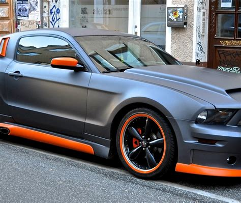 ford mustang tuning wallpaper hd wallpapers