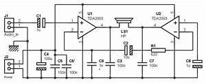 40w bridge power amplifier archives amplifier circuit design With 40w audio amplifier