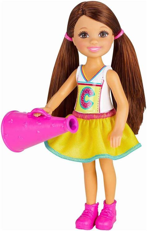 Barbie Chelsea Dollcheerleader Out 2015!!!!!!!! Barbie